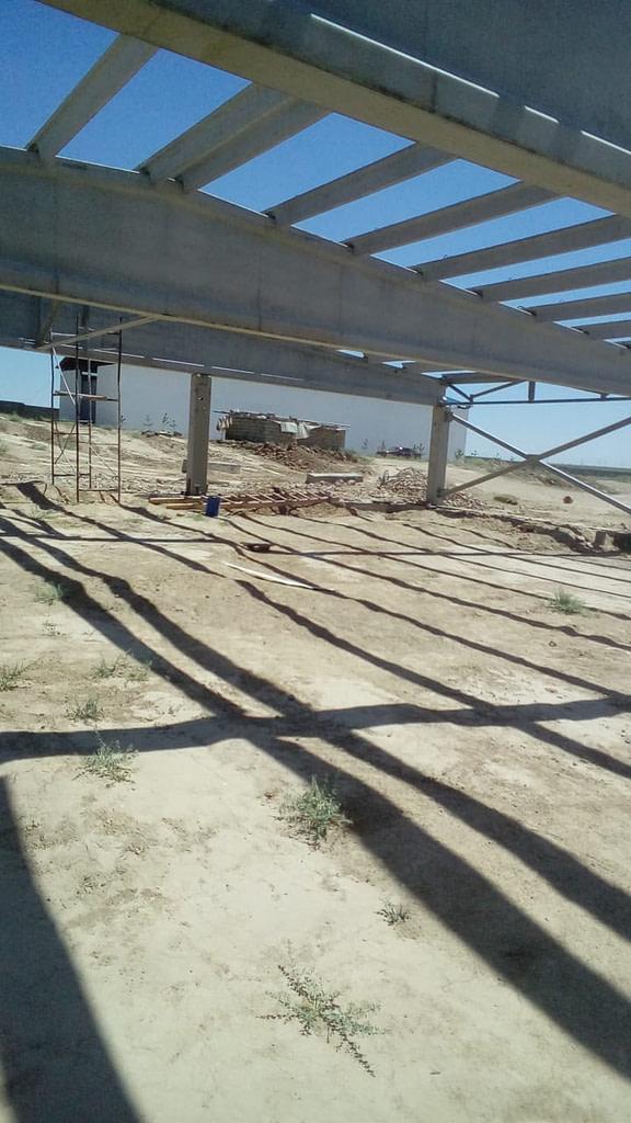 Завод ЖБИ и бетона